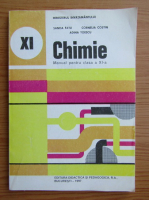 Anticariat: Sanda Fatu - Chimie. Manual pentru clasa a XI-a (1997)