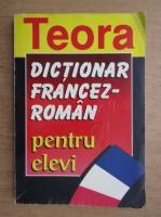 Anticariat: Sanda Mihaescu Cirsteanu - Dictionar francez-roman pentru elevi