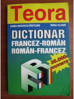Anticariat: Sanda Mihaescu Cirsteanu - Dictionar francez-roman, roman-francez (35.000 cuvinte)