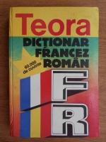 Anticariat: Sanda Mihaescu - Dictionar francez-roman