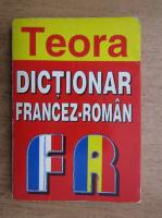 Sandra Mihaescu-Cristeanu - Dictionar francez-roman