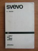 Anticariat: Sandro Maxia - Svevo