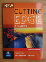 Sarah Cunningham, Peter Moor - Cutting edge, intermediate. Student` s book (with mini-dictionary)