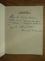 Scarlat Niculescu - Caleidoscopul de aur (cu autograful autorului)