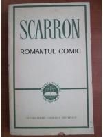 Anticariat: Scarron - Romantul comic