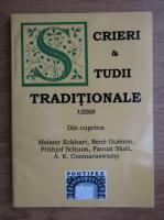 Anticariat: Scrieri studii traditionale