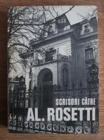 Anticariat: Scrisori catre Al. Rosetti