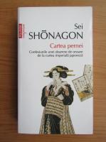 Sei Shonagon - Cartea pernei