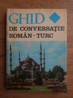 Seit A. Muratcea - Ghid de conversatie roman-turc