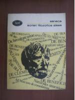 Anticariat: Seneca - Scrieri filozofice alese