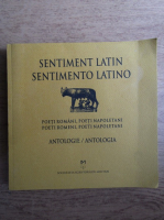 Anticariat: Sentiment latin