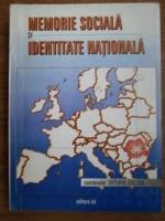 Anticariat: Septimiu Chelcea - Memorie sociala si identitate nationala
