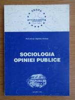 Anticariat: Septimiu Chelcea - Sociologia opiniei publice