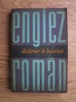 Anticariat: Serban Andronescu - Dictionar de buzunar englez-roman