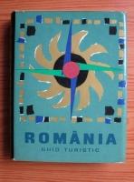 Anticariat: Serban Cioculescu - Romania, ghid turistic (1967)