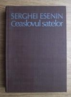 Serghei Esenin - Ceaslovul satelor