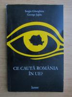 Anticariat: Sergiu Gherghina - Ce cauta Romania in UE