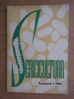 Sericicultura, nr. 1, 1968