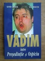 Sever Mesca, Ilie Neacsu - Vadim, intre presedintie si ospiciu
