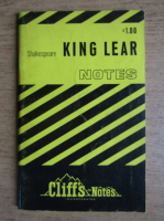 Shakespeare. King Lear. Notes
