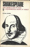 Shakespeare - Opere, Editura Univers (volumul 5)