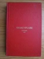 Anticariat: Shakespeare - Opere (volumul 2)