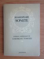 Anticariat: Shakespeare - Sonete