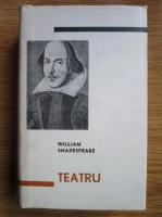Shakespeare - Teatru (editie bibliofila)