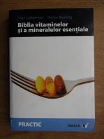 Anticariat: Shari Lieberman - Biblia vitaminelor si a mineralelor esentiale