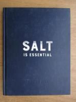 Anticariat: Shaun Hill - Salt is essential