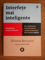 Anticariat: Shlomo Benartzi - Interfete mai inteligente