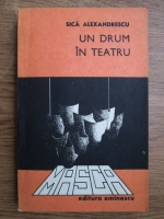 Anticariat: Sica Alexandrescu - Un drum in teatru