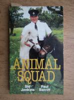 Anticariat: Sid Jenkins - Animal squad