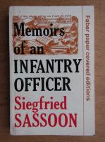 Anticariat: Siegfried Sassoon - Memoirs of an infantry officer
