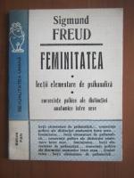 Sigmund Freud - Feminitatea