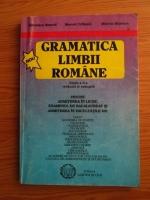 Silvestru Boatca, Marcel Crihana, Mircea Mardare - Gramatica limbii romane