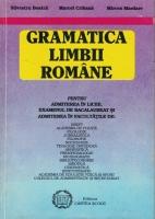 Silvestru Boatca, Marcel Crihana, Mircea Mardare - Gramatica limbiii romane
