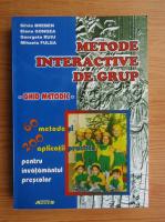 Silvia Breben - Metode interactive de grup