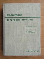 Anticariat: Silvia Bruckner - Reanimare si terapie intensiva