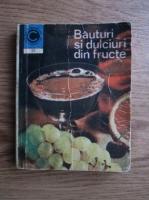 Silvia Burbea - Bauturi si dulciuri din fructe