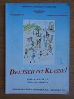 Silvia Florea - Deutsch ist Klasse. Limba germana, L2. Manual pentru clasa a VI-a