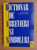 Anticariat: Silvia Pitiriciu - Dictionar de abrevieri si simboluri