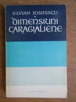 Silvian Iosifescu - Dimensiuni caragialiene