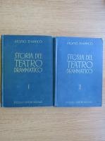 Silvio D Amico - Storia del teatro drammatico (2 volume)