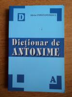 Silviu Constantinescu - Dictionar de antonime