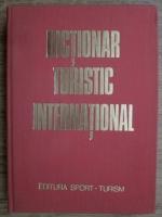 Silviu Negut - Dictionar turistic international