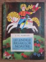 Simion Florea Marian - Legendele pasarilor noastre
