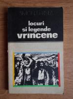 Anticariat: Simion Harnea - Locuri si legende vrancene