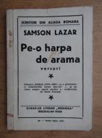 Anticariat: Simion Lazar - Pe-o harpa de arama
