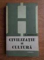 Anticariat: Simion Mehedinti - Civilizatie si cultura